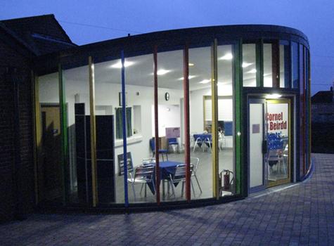 Trallwm Community Hall