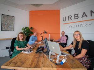 Urban Foundry's new SA1 home