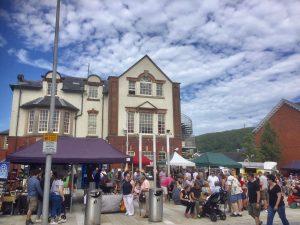 Pontardawe Market launch