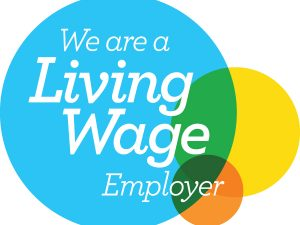 We're now an accredited Living Wage employer