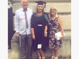 Academy undergrads graduate