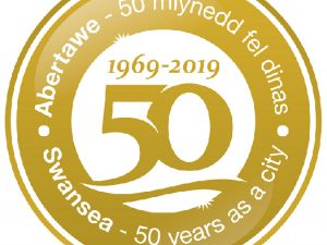 Happy 50th Birthday Swansea!